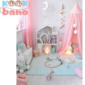 راهنما انتخاب بهترین رنگ اتاق کودک و نوزاد دختر و پسر
