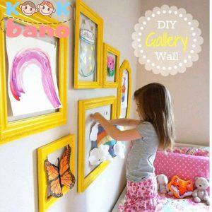 راهنمایی برای تزیین اتاق خواب کودک