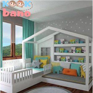 بهترین رنگ اتاق نوزاد و کودک دختر و پسر