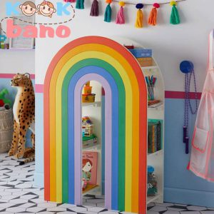 رنگ اتاق نوزاد دختر: