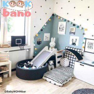خصوصیات کلی اتاق کودک