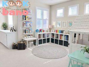 طراحی اتاق پسربچه مدرن و کاربردی: