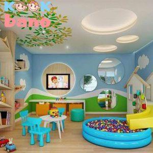 طراحی شگفت انگیز اتاق پسربچه: