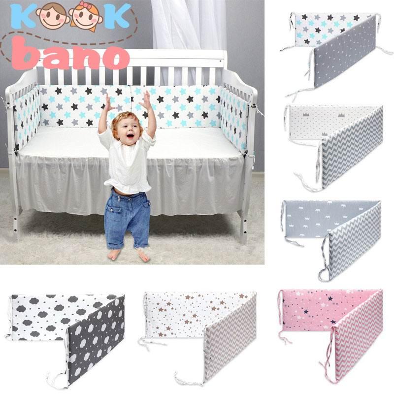 8 مورد از مزایای استفاده ازمحافظ تخت کودک چوبی
