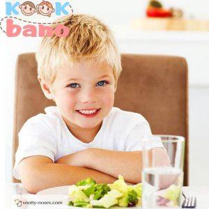 10نکته درباره اصول تغذیه کودکان