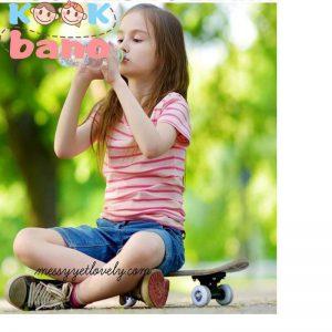 روش هایی برای افزایش وزن کودک