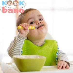 چند نکته مهم براي بهداشت غذاي کودك: