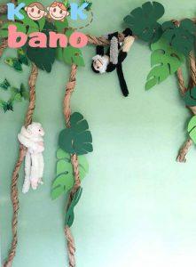 طراحی و تزیین اتاق کودک با استیکر و برچسب دیواری حیوانات: