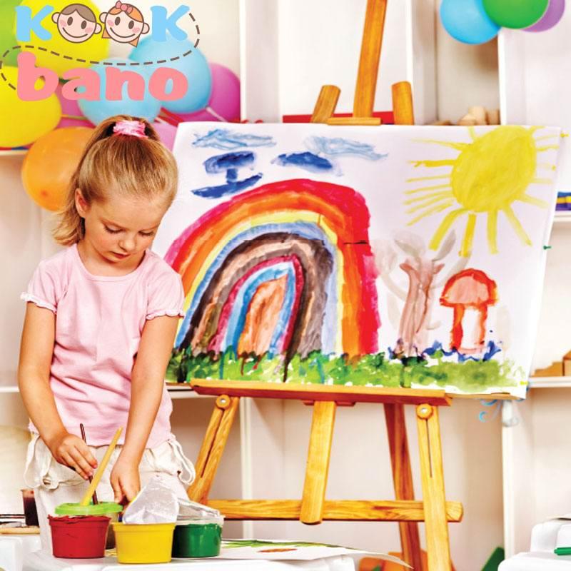 روانشناسی رنگ ها و تاثیر رنگ ها بر کودکان