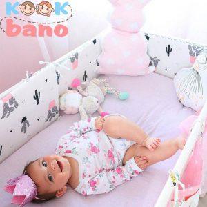 از مزایای محافظ تخت کودک چوبی می توان به موارد زیر اشاره نمود: