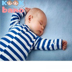 چگونه کودکمان را ساعت ۹ شب بخوابانیم؟