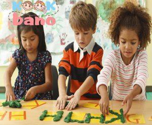 بازی های سازنده برای کودک ۲ تا ۳ سال :