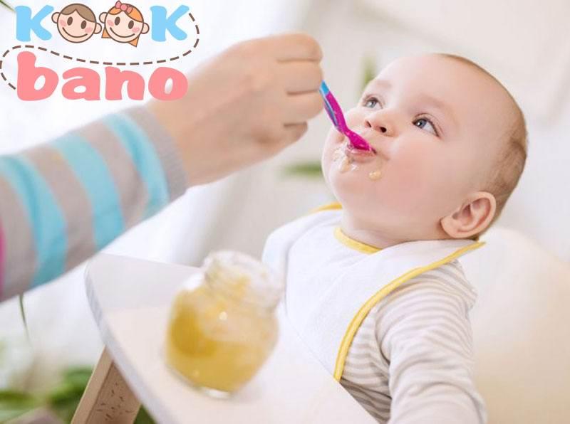 راهنمای وزن گیری نوزاد از 6ماه تا 12ماه