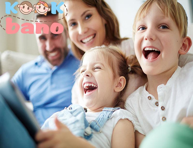 10 راهکار تربیت کودک شاد و موفق