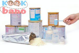 مزایای شیرخشک