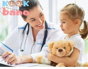 چه موقع با پزشک متخصص اطفال تماس بگیرید: