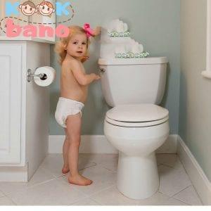 آموزش توالت به کودک: