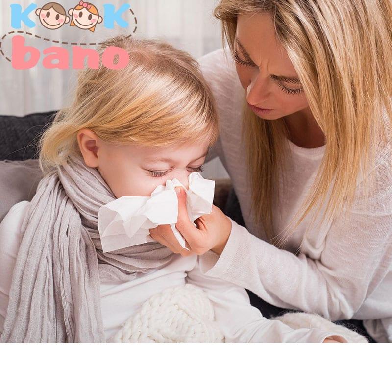 چگونه سرماخوردگی کودک را درمان کنیم