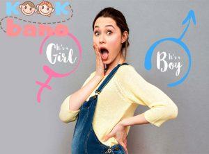 18روش خانگی تعیین جنسیت جنین