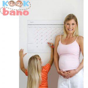 اقدام برای بارداری دوم راحت تر است؟