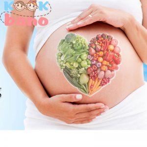 افزایش وزن بارداری: