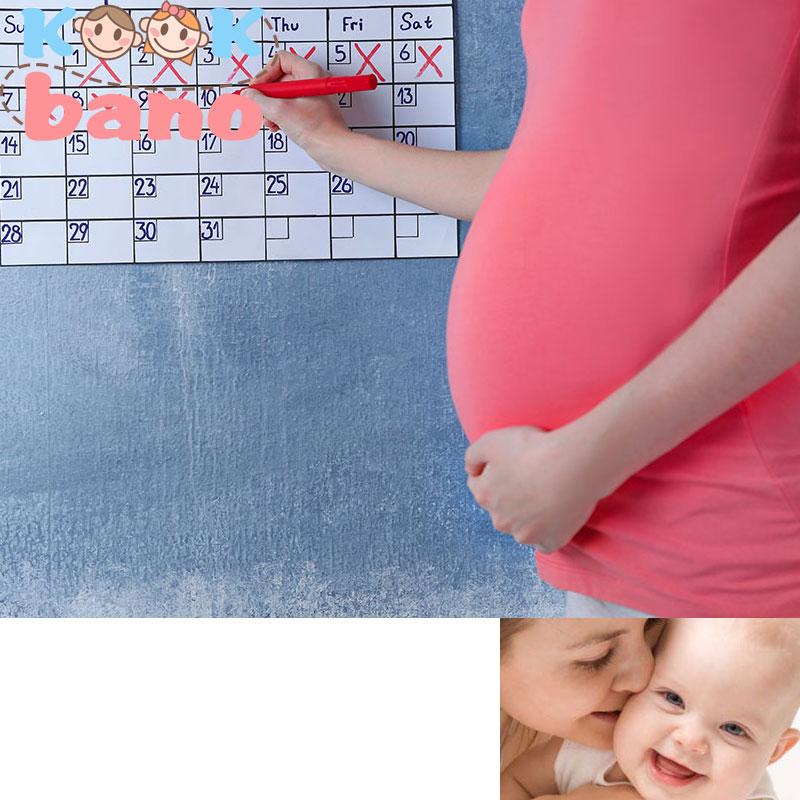 اقدامات لازم در حین بارداری