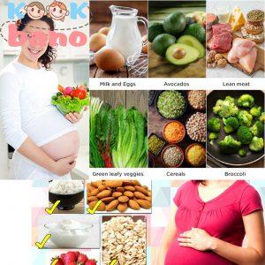 به طور کلی ، رژیم غذایی متعادل را با ترکیب مناسب از هر 5 گروه غذایی هدف بگیرید: