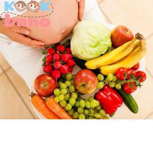 سعی کنید رژیم متعادلی داشته باشید که شامل دستورالعمل های غذایی از جمله: